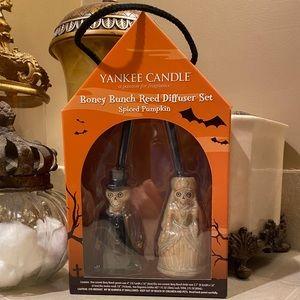 YC Boney Bunch Spiced Pumpkin 🎃 Reed Diffusers